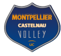 Logo du Montpellier Volley